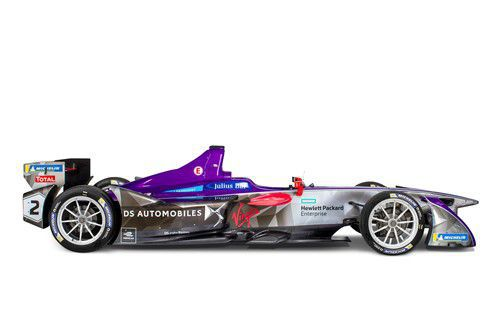 Virgin Racing DS