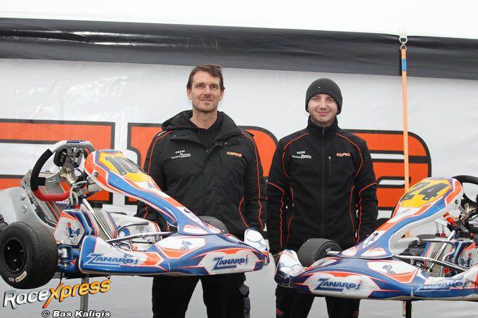 Keijzer Racing Importeur Zanardi Kart in Nederland