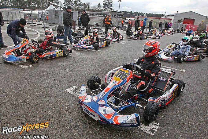 Frontrow! Keijzer Racing Importeur Zanardi Kart in Nederland