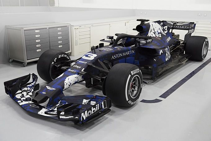 Formula One Red Bull RB14