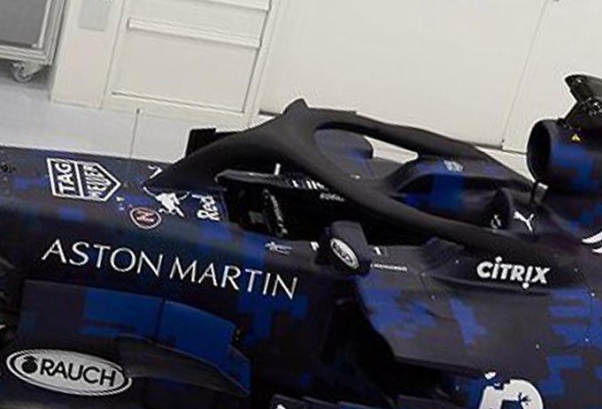 Meer Foto S Livery Auto Max Verstappen Details Rb14 Van Halo En