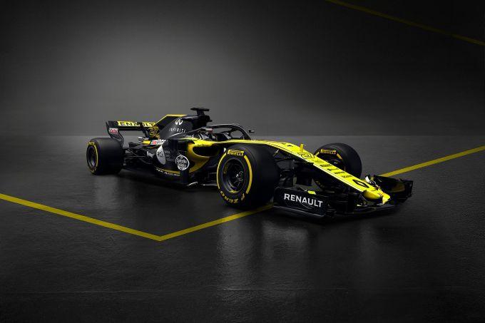 Video Renault Presenteert Hun Nieuwe Formule 1 Auto De Renault