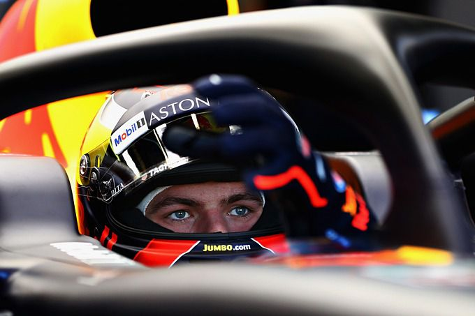Livestreaming Max Verstappen