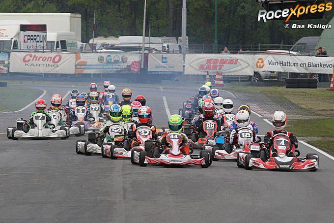 Uitslagen Nederlands Kampioenschap Rotax Max En Kz Chrono Karting Race 2 Berghem Racexpress