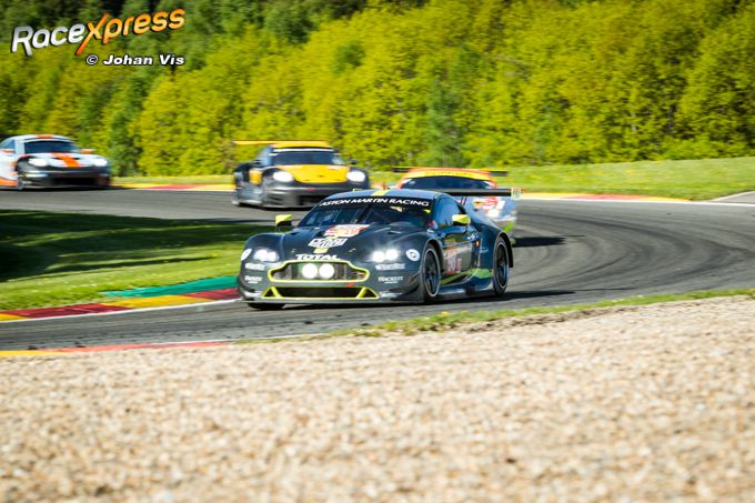 Aston Martin Racing Hours of Spa-Francorchamps 2018