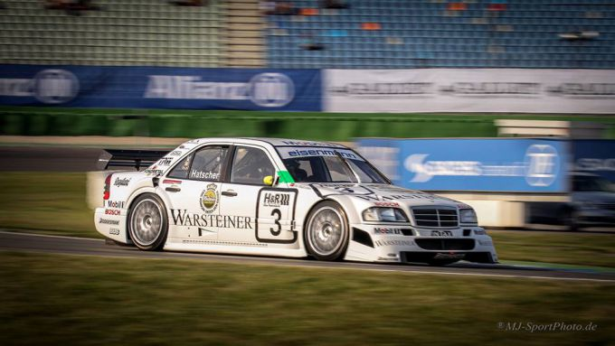 Touring Car Classics Mercedes C Klasse