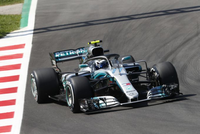Formule 1 2018 Valtteri Bottas