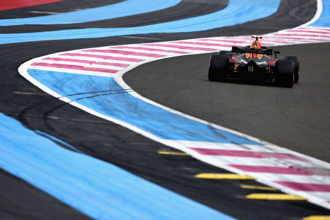 Uitgelicht Circuit Paul Ricard Met Tien Bochten En Een Lengte Van 5