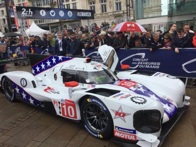 Renger van der Zande 2018 24Hours of Le Mans LMP1 Dragon Speed