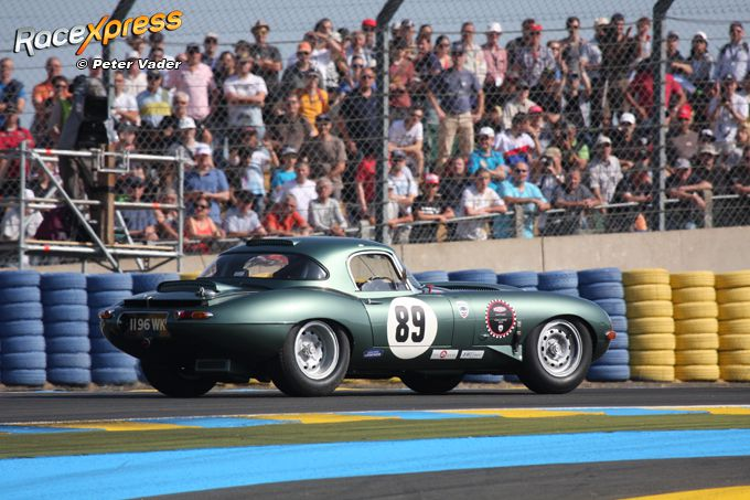 Le Mans Legend Jaguar E Type
