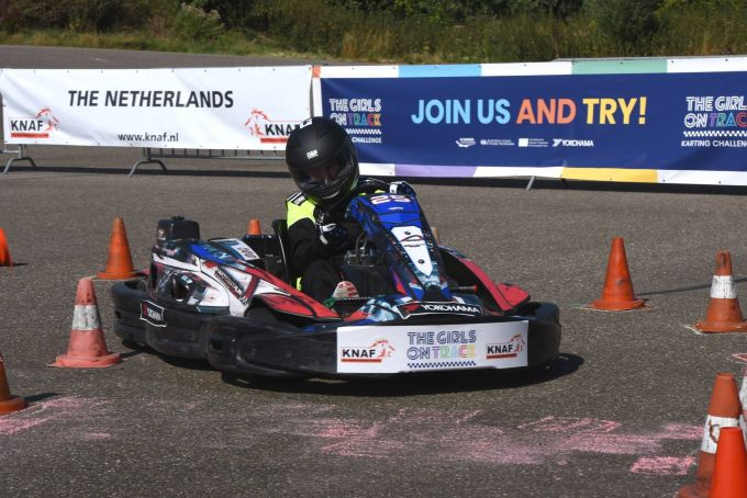 The Girls On Track Karting Challenge
