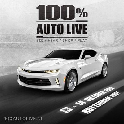 100% Auto LIVE in Rotterdam Ahoy