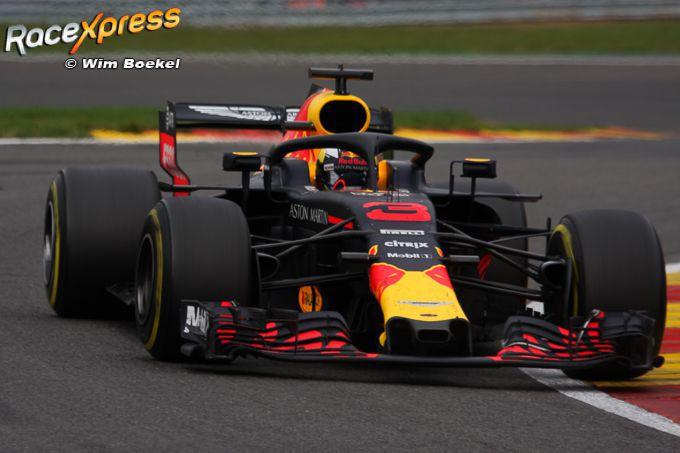 Red Bull Racing Daniel Riciardo