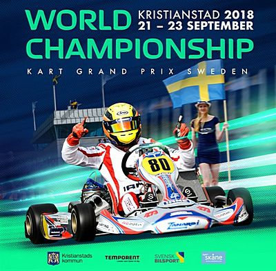 LIVESTREAMING CIK-FIA Karting World Championships OK / OK