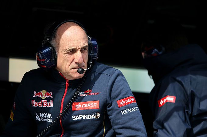 Franz Tost Red Bull Toro Rosso