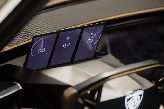 Special Peugeot E Legend Concept Unboring The Future Foto S