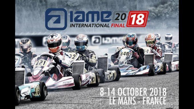 IAME X30 International Finals