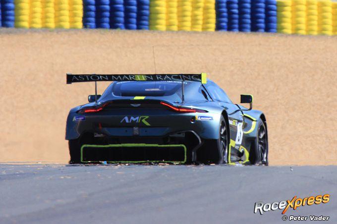 Aston Martin GT3 Le Mans 2018 RX foto Peter Vader