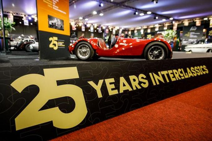 InterClassics Maastricht genomineerd voor International Historic Motoring Awards