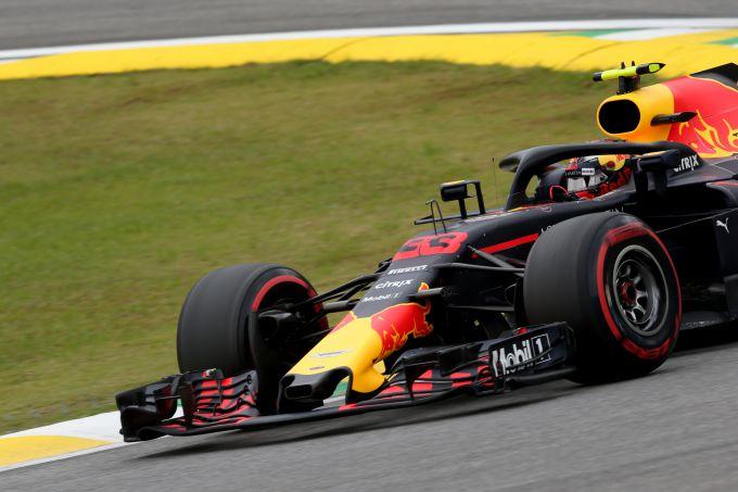 Formule 1 2018 Max Verstappen