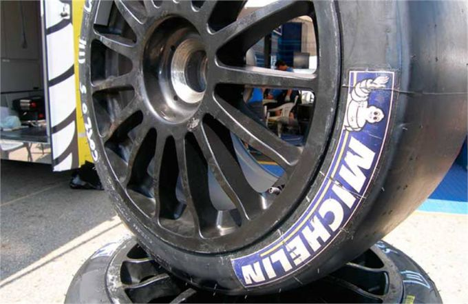 Michelin FIA WEC