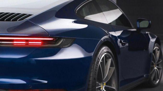 Porsche Presenteert Op De Los Angeles Auto Show De Nieuwe Porsche
