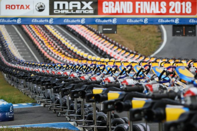 LIVESTREAMING 2018 Rotax Max Challenge Grand Finals: Karting Circuit Paladino in Paraíba Brazil