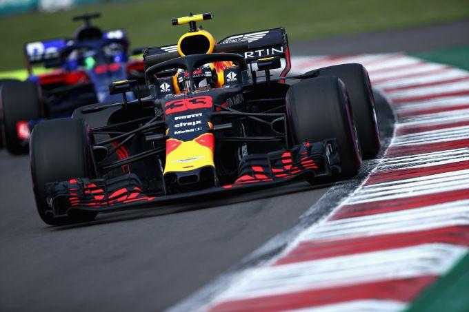 Red Bull RB1 F1 Max Verstappen voorvleugels