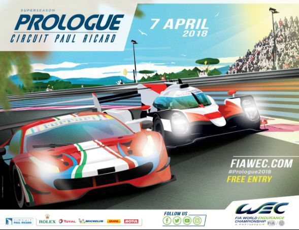 Poster The Prologue WEC