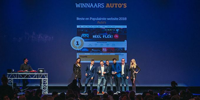 'Week van de Awards' voor Louwman Group