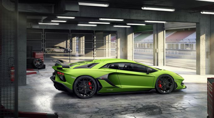 Lamborghini Aventador SVJ met V12-motor, Nederlandse primeur op Masters of LXRY 2018 in RAI Amsterdam