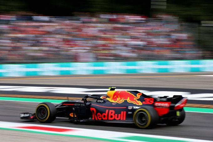 Max Verstappen Monza