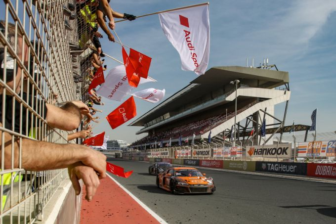 24H Dubai Audi winnaar Rik Breukers