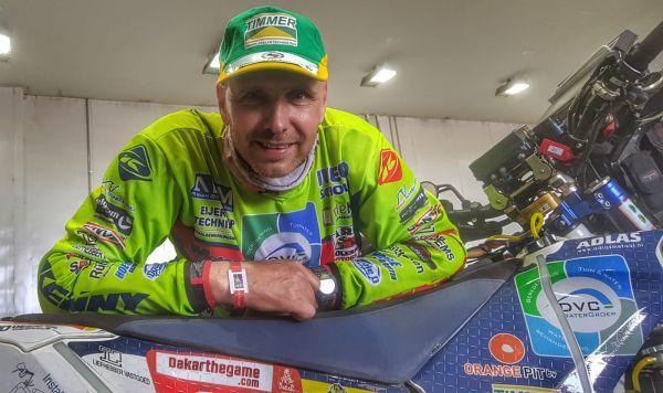 Dakar 2019 Edwin Straver