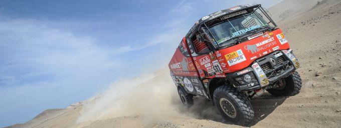 Mooie Prestatie Mammoet Rallysport Doekje Voor Het Bloeden