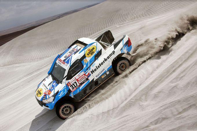 Dakar 2019 Erik van Loon