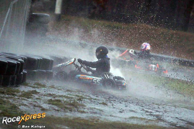 Uitslagen Wintercup Race 2 Van Chrono Karting In Berghem Racexpress
