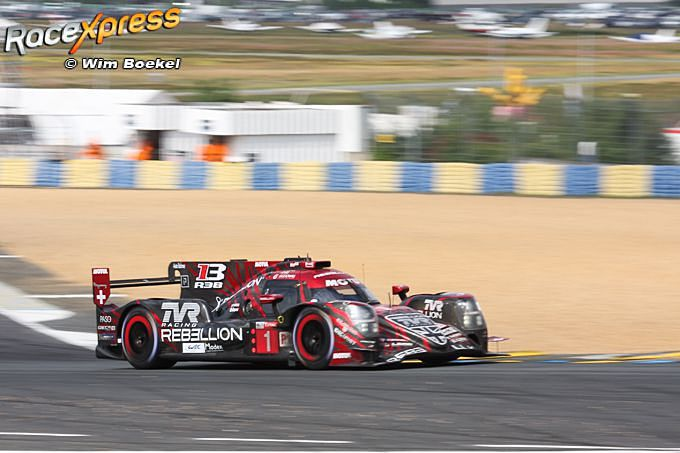 Rebellion FIA WEC World Endurance Championship
