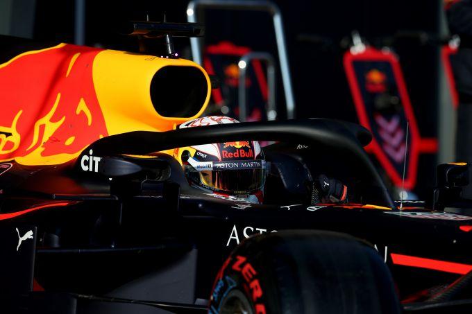 Formule 1 2019 Aston Martin Red Bull