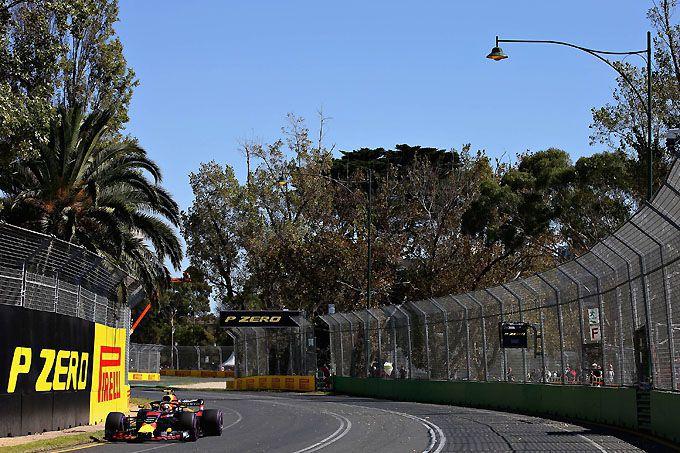 Formula One Grand Prix Australia Albert Park Melbourne