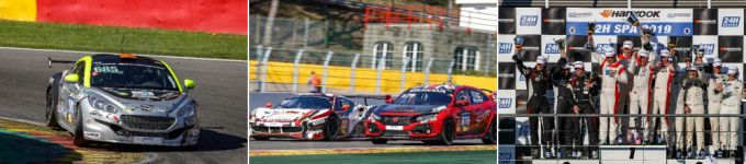 12H Spa TCR race 4