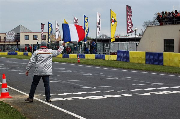 LIVE-TIMING WSK Euro Series Round 2 in Angerville: OK, OK junior, 60 MINI