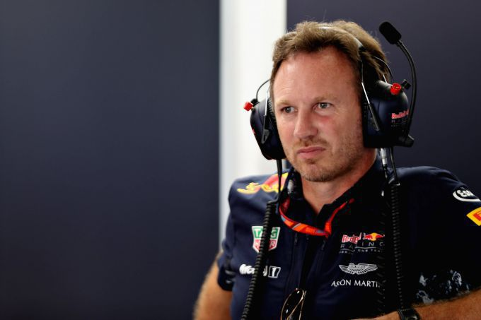 Christian Horner Red Bull Racing Grand Prix Canada