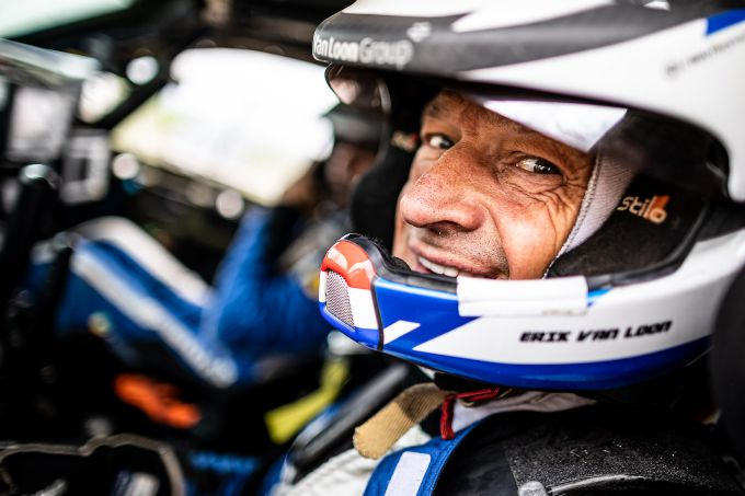 2019 Silk Way Rally Erik van Loon en Sébastien Delaunay