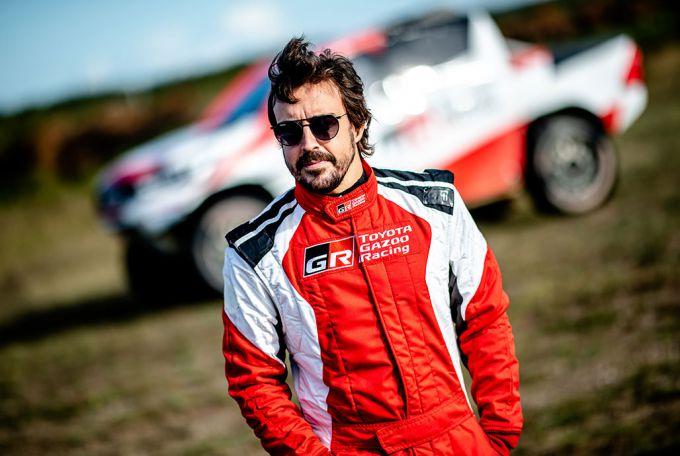 Waardevolle ervaring Fernando Alonso in Polen met de Toyota Hilux en speciale dispensatie rally in Zuid-Afrika