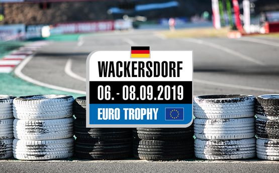 Result round 3 of the ROTAX MAX Euro Trophy @ Prokart Raceland in Wackersdorf