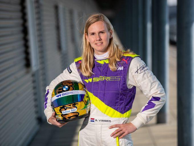 Formule W Test Nieuw Talent Voor Het Seizoen Van 2020