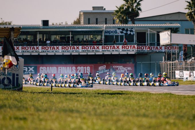 Rotax Max Challenge Grand Finals Sarno Italy: the heat is on!