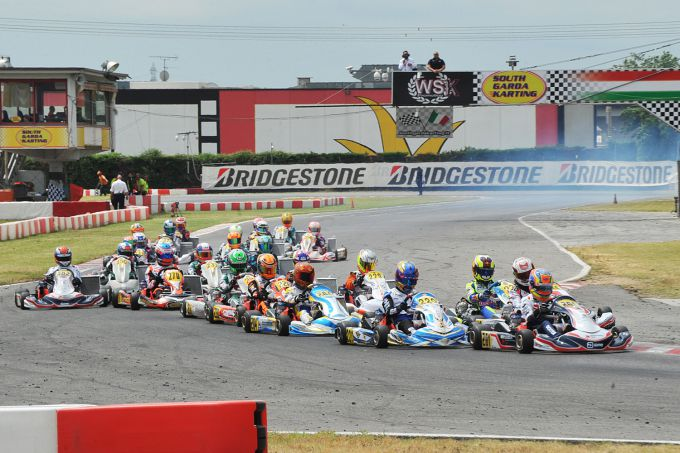 WSK Open Cup South Garda Karting Circuit in Lonato
