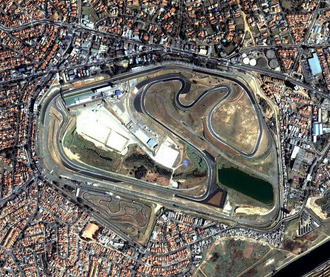 livestreaming F1 Gran Premio do Brasil Circuit Interlagos Sao Paulo